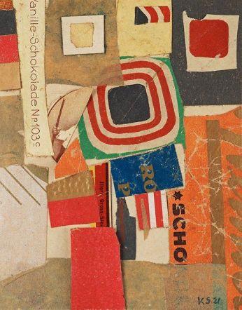 Kurt Schwitters 1921