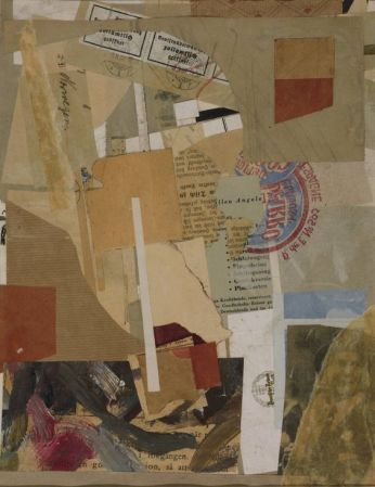 Kurt Schwitters, Opened by Customs 1937-8